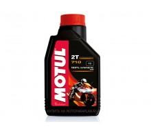 Моторное масло Motul 710, 1 литр
