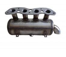 Глушитель для автомобильного мотора Honda L15
